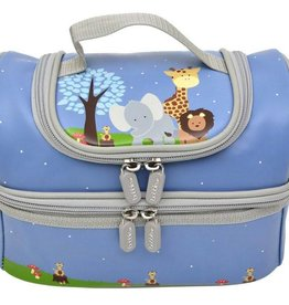 Bobble Art Bobble Art Dome Lunch Box Safari