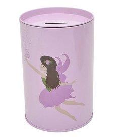 Bobble Art Bobble Art Tin Money Box Fairy