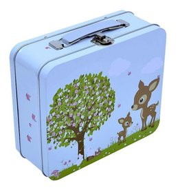 Bobble Art Bobble Art Tin Suitcase Woodland