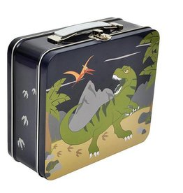 Bobble Art Bobble Art Tin Suitcase Dinosaur