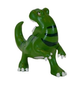 Bobble Art Bobble Art Polyresin Money Box Dinosaur