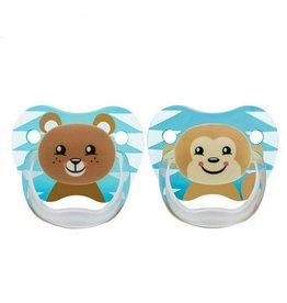 Dr Browns Dr Brown's Prevent Printed Shield Pacifier Stage 2 (2 Pack)