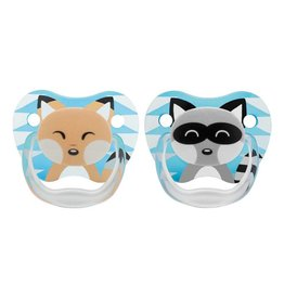 Dr Browns Dr Brown's Prevent Printed Shield Pacifier Stage 1 (2 Pack)