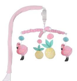 Lolli Living Lolli Living Flamingo Musical mobile set