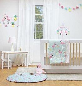 Lolli Living Lolli Living Flamingo 4-piece Nursery set