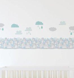Lolli Living Lolli Living Wall decal set - My City