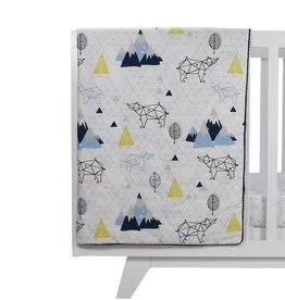 Lolli Living Lolli Living Traveller All seasons cot quilt