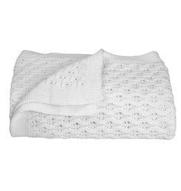 Living Textiles Living Textiles Baby Shawl