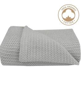 Living Textiles Living Textiles Organic Bassinet/cradle Cellular Blanket