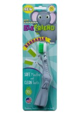 Baby Banana Elefriend Toddler Toothbrush 2-4 Years