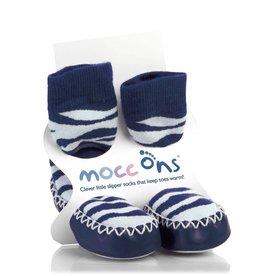 Mocc Ons Mocc Ons Zebra 18-24m