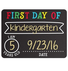 Pearhead Pearhead First & Last Day Chalk Signs
