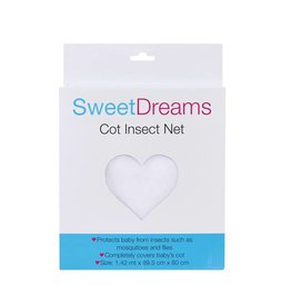 Sweet Dreams Sweet Dreams Cot Insect Net