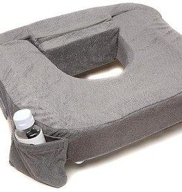 My Brest Friend Nursing Pillow Twin Evening Grey
