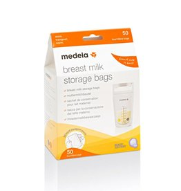 Medela Medela Breast Milk Storage Bags 50pk