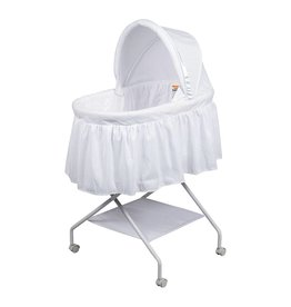 Childcare Childcare Harper Bassinet White
