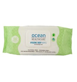 Ocean Healthcare Ocean Healthcare Adult Wipes 50pk