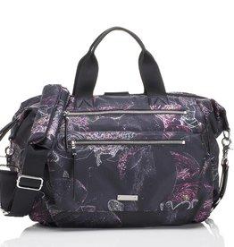 Storksak Storksak Seren Neon Floral (converts to backpack)