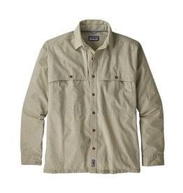 Patagonia M's L/S Island Hopper Shirt