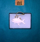 Louie The Fish Pendant