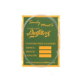 Bonefish Leaders - 3 Pack