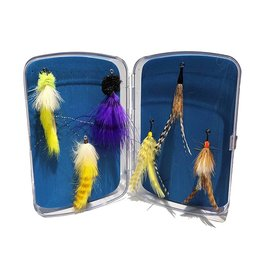 Sandy's Go To Tarpon Fly Selection