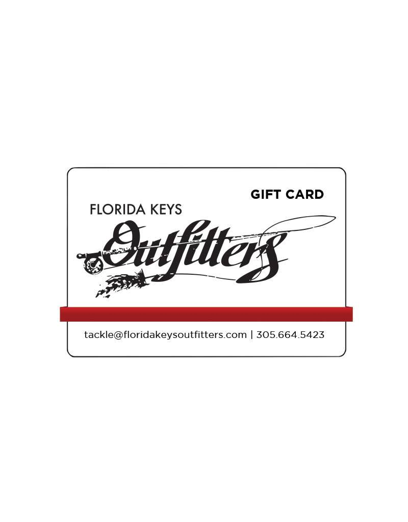 Florida Keys Outfitters Gift Card
