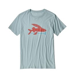 Patagonia M's Flying Fish Organic T-Shirt