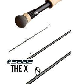 Sage X School Rods
