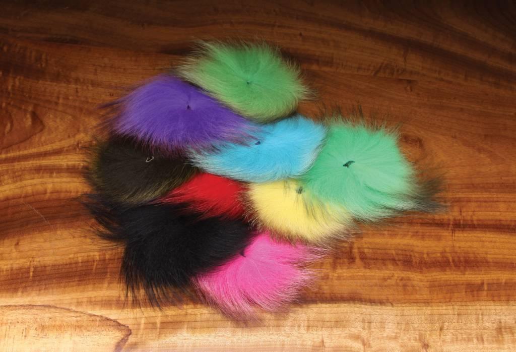 Arctic Fox Tail Hair