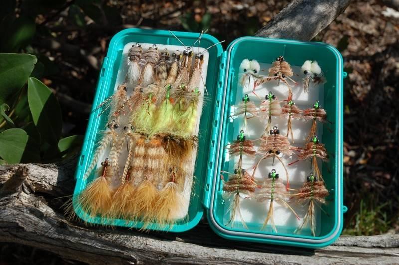 Keys Bonefish & Permit Fly Selection