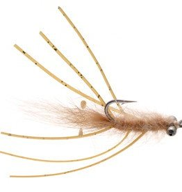 Mantis Shrimp Bonefish Fly, Veverka's
