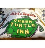Green Turtle L/S Tee Shirt