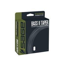 Sage Bass II Fly Line