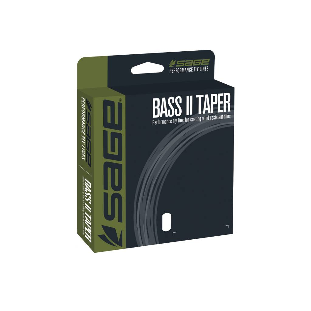 Sage Bass II Fly Line