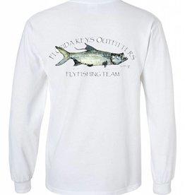 FKO Tarpon Fishing Team L/S Shirt