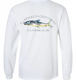 FKO Bonefish Fishing Team L/S Shirt
