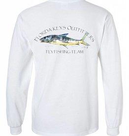 FKO Bonefish Fishing Team L/S Shirt