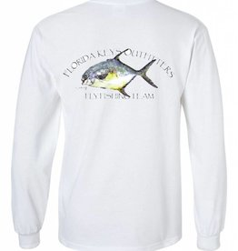 FKO Permit Fishing Team L/S Shirt