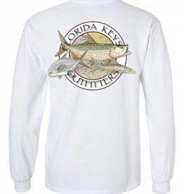 FKO Grand Slam Fishing Team L/S T-Shirt