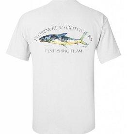 FKO Bonefish Fishing Team S/S Shirt