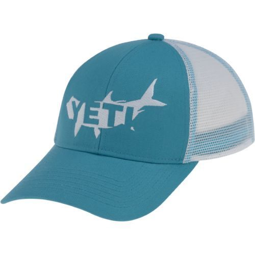 Yeti Hat Tarpon Trucker Teal Yeti Hat Tarpon Trucker Teal 081397300814