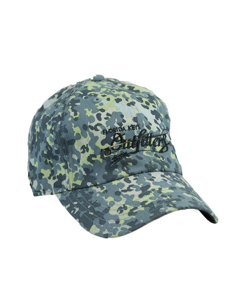 FKO Logo 6 Panel Hat By Simms - Florida Keys Outfitters 4a3c20b9cbb
