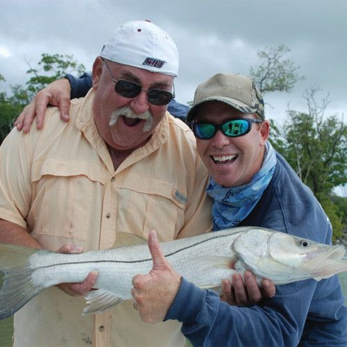 Guided Inshore & Bay Fishing (Full Day)