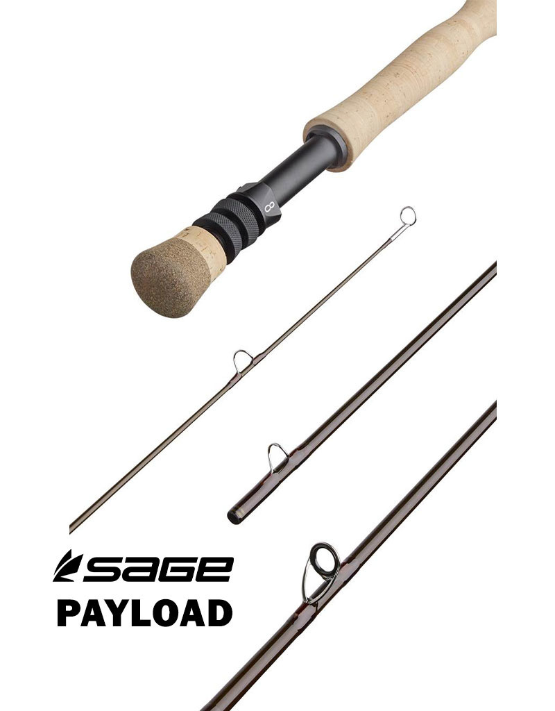 Sage Payload School Rods
