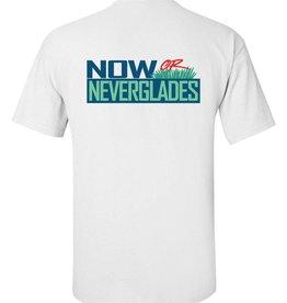 Now Or Neverglades S/S Tee