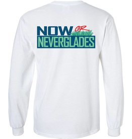 Now Or Neverglades L/S Tee