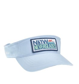 Rep Your Water NowOrNeverglades Visor