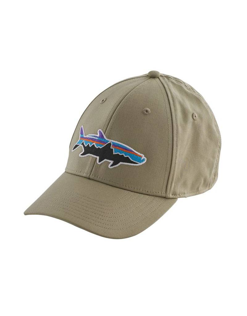 Patagonia Fitz Roy Tarpon Stretch Fit Hat - Florida Keys Outfitters aacb2b8c29c