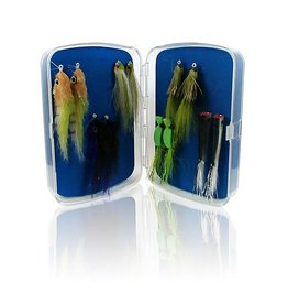 Sandy's Go To Backcountry Fly Selections